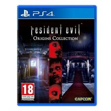 Resident evil origins collection PS4 game brand new