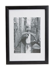 Hampton Frames Black Wood A4 Certificate Poster Picture Photo Frame PAWFA4BBLK