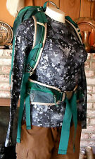 WOMENS GREGORY JADE 28 BACKPACK HIKING BACKPACKING DAY HIKE EMERALD GREEN SZ S