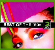 Various (Original Artist re-recording) Best of the 80s CD
