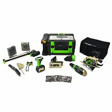 Power8workshop LITIO 18V Cordless Workshop WS3 MODEL POWER 8 COMPLETA Deluxe Kit