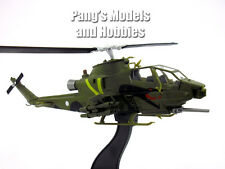 Bell AH-1 (AH-1S) Cobra Israeli Air Force 1/72 Scale Helicopter Model by Amercom