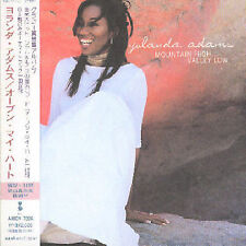 Mountain High Valley Low by Yolanda Adams (CD, Jan-2001, Wea)