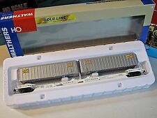 Piggy-Back Trailers/Flat-Car, New York Central RR   Walthers HO #932-3921 C-8
