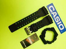 New Genuine  Casio Watch Strap and Bezel for GD100 GA100 GA110 GA120 GA300 G8900
