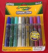 Crayola Washable Glitter Glue