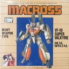 ARII 1:170 Macross Heavy Weapon Type VF-1D Super Valkyrie Dual Special Plastic
