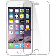 "10 x APPLE IPHONE 6 4.7"" CLEAR FRONT SCREEN PROTECTOR LCD FILM FOIL GUARD"