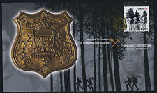 Canada 2895 on FDC - Military, 2nd Construction Battalion, Black History