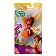 "Disney Fairies - 4.5"" Sparkle Collection Doll - Fawn  *BRAND NEW*"
