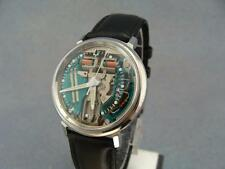 1964  BULOVA ACCUTRON 214 SPACEVIEW - STAINLESS STEEL