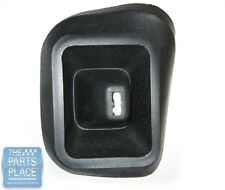 1970-72 Cutlass / 442 Shift Boot With Or Without Console 4-Speed Lower Boot