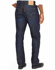 NWT-Mens Levis 541 Athletic Fit Dark Wash Straight Leg Jeans Sz 31 x 32 MSRP $78
