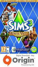THE SIMS 3 MONTE VISTA PC e MAC chiave di origine