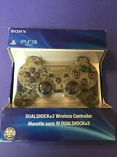 Official Dualshock 3 Wireless Controller *Urban CAMOUFLAGE* For PS3 by Sony NEW