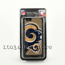 NFL St. Louis Rams Rugged Hard Case Cover for iPhone 6 iPhone 6s Gold/Blue NEW