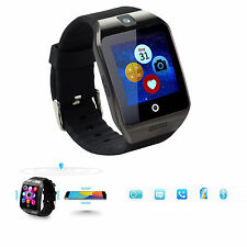 Bluetooth Smart Watch with Camera for Motorola Moto X G E Samsung S7 S6 LG G4 G3
