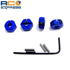 Traxxas 1/10 Rally / Slash 4x4 LCG Aluminum 12mm Hex Hubs SLF1006