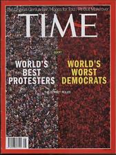 Time Magazine - June 23th 2013 - World's Best Protesters, World's Worst Democrat