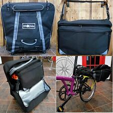 Brompton Transport Set - BRO'bike BT Hard Bag + Garment Bag