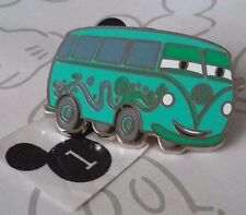 Fillmore Kitsch PIxar Cars Mini Booster VW Hippie Van Disney Pin Buy 2 Save $