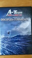 Snowmachine/Snowmobile/Sled, Action/Motorsport DVD 'Disciples of Turnagain'