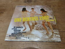 PJ HARVEY - GOSSIP - JEAN LOUIS MURAT - DOMINIQUE A - ALELA DIANE !!! RARE CD