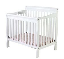 NEW & SEALED! Dream On Me 3 in 1 Aden Convertible Mini Crib, White