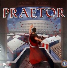 Praetor Board Game by Andrei Novac NSKN Spiral Galaxy Passport Games NEW SEALED