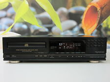 SONY CD PLAYER CDP-M48. 2 X PCM56P BURR BROWN D/A. SERVICED 100%. CLEAN.