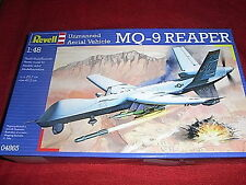 REVELL® 04865 1:48 UNMANNED AERIAL VEHICLE MQ-9 REAPER NEU OVP