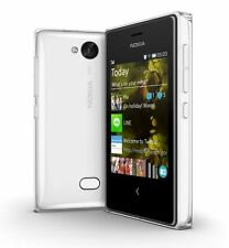 Nokia Asha 503 White Smartphone without Simlock new