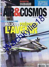 Air & Cosmos n°2517 du 07/10/2016 Hélitech Hélicoptère Rosetta