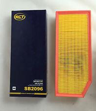 1 x FILTRO ARIA SCT GERMANY MERCEDES W210 S210 W203 S203 CL203 W463 filtro aria
