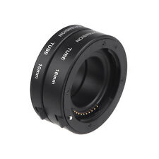 Auto Focus Macro Extension Tube Ring for Sony E-mout NEX NEX-6 A7R A3000 Black
