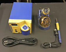 Hakko FM-202 ESD Soldering Station w/ FM-2021 Pencil, T15-D24 Tip & Stand