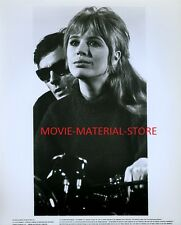 "Marianne Faithfull Alain Delon Girl On A Motorcycle Original 8x10"" Photo #L5866"