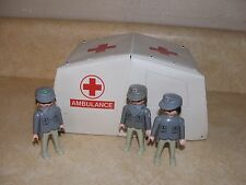 Playmobil 3224 Geobra First Aid Tent  Retired 1980