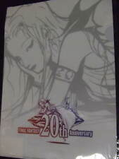Final Fantasy 20th Anniversary Yoshitaka Amano Illustration Clear File art