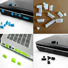 13p Protective Ports Cover Silicone Anti-Dust Plug Stopper for Laptop Notebook R