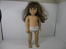 American Girl Doll Pleasant Company 2008 Samantha ?? Brown Hair Brown Eyes Teeth