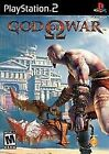 God of War complete in case w/ manual BLACK LABEL Sony PlayStation 2 PS2