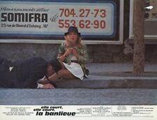 MARTHE KELLER ELLE COURT ELLE COURT LA BANLIEUE 1973 VINTAGE PHOTO #3