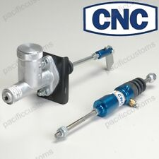 CNC Clutch Adapter Kit VW Clutch Cable To Hydraulic Slave 3/4 Bore T1 Beetle T3