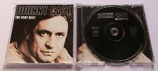 Johnny Cash-the very Best CD ring of Fire