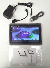 "7"" INCH A33 Quad Core Google Android 4.4 Kids Tablet PC 13GB Dual Camera WIFI"