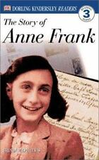 DK Readers: The Story of Anne Frank (Level 3: Reading Alone)-ExLibrary