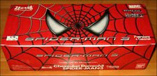 Spider-Man 3 Chozoukei Damashii Trading 10 Figure Toy Collection Full Box BANDAI