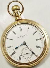 Elgin 18s 17 jewel Pocket Watch