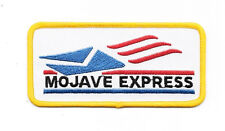 Fallout Video Game Mojave Express Courier Logo Embroidered Patch, NEW UNUSED